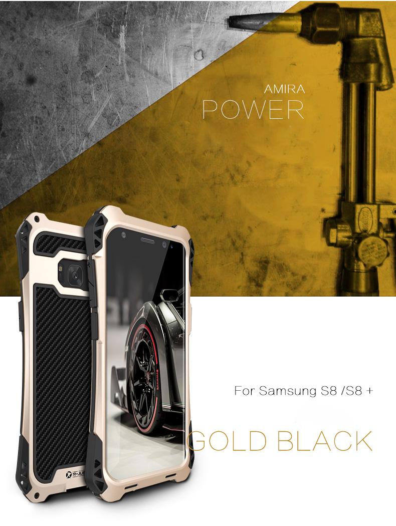 Galaxy S8 最強ケース