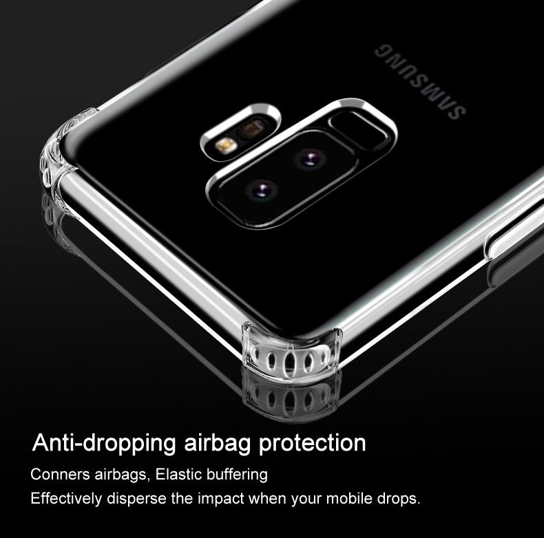 Galaxy S9 シリコンケース
