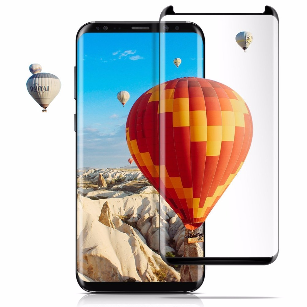 Galaxy S9 強化ガラス