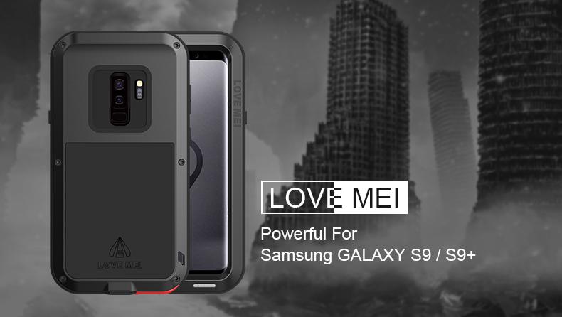 galaxy S9+ 耐衝撃ケース