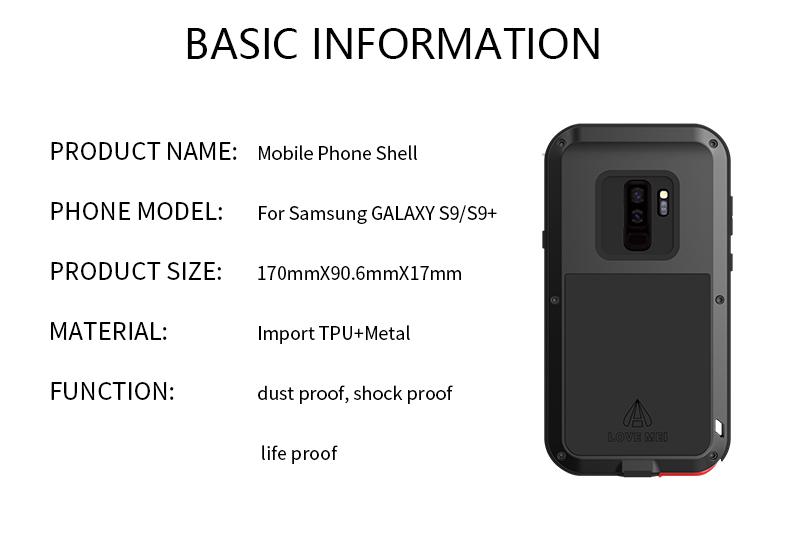 galaxy S9+ タフケース アーマーギア