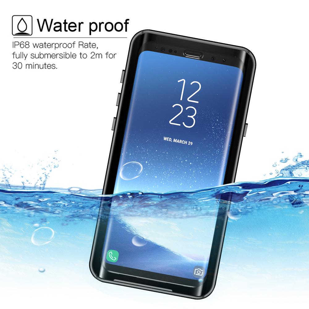 Galaxy S9+ 防水ケース