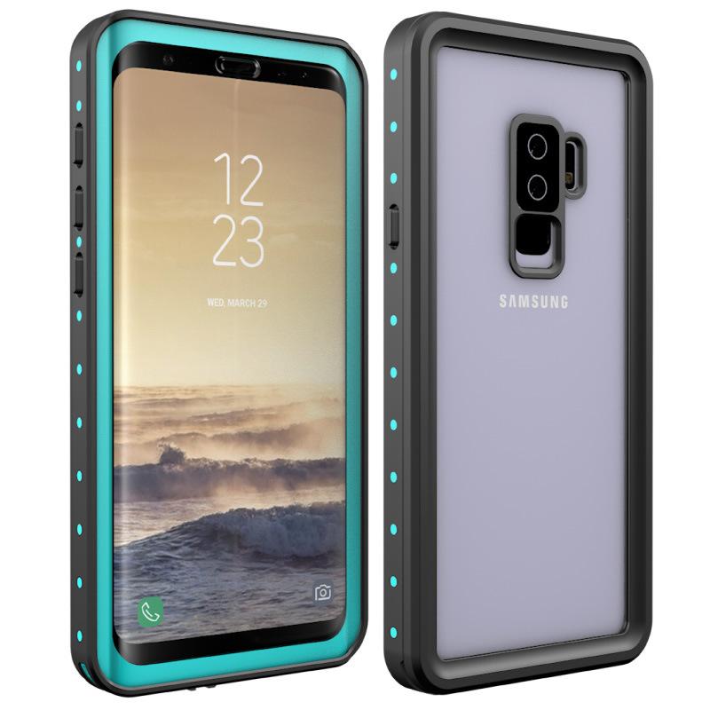 Galaxy S9+ 耐衝撃 防水ケース