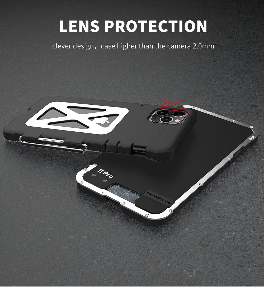 iPhone 11 pro max 耐衝撃 最強ケース