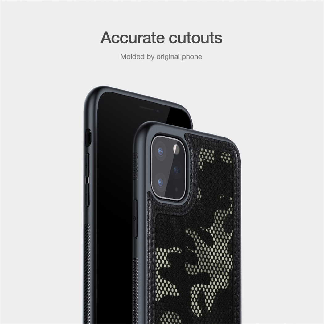 iPhone11 迷彩ケース