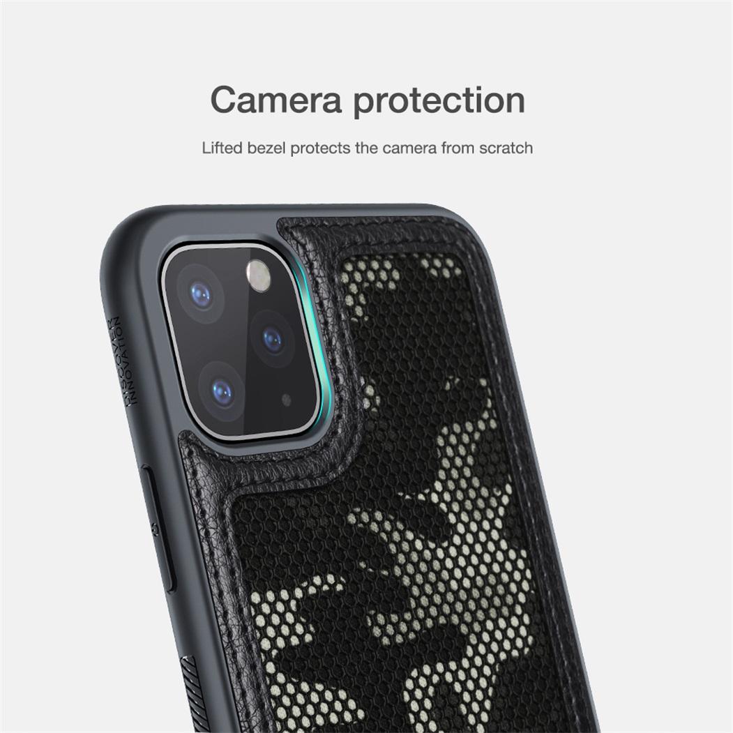 iPhone11 対衝撃ケース 迷彩