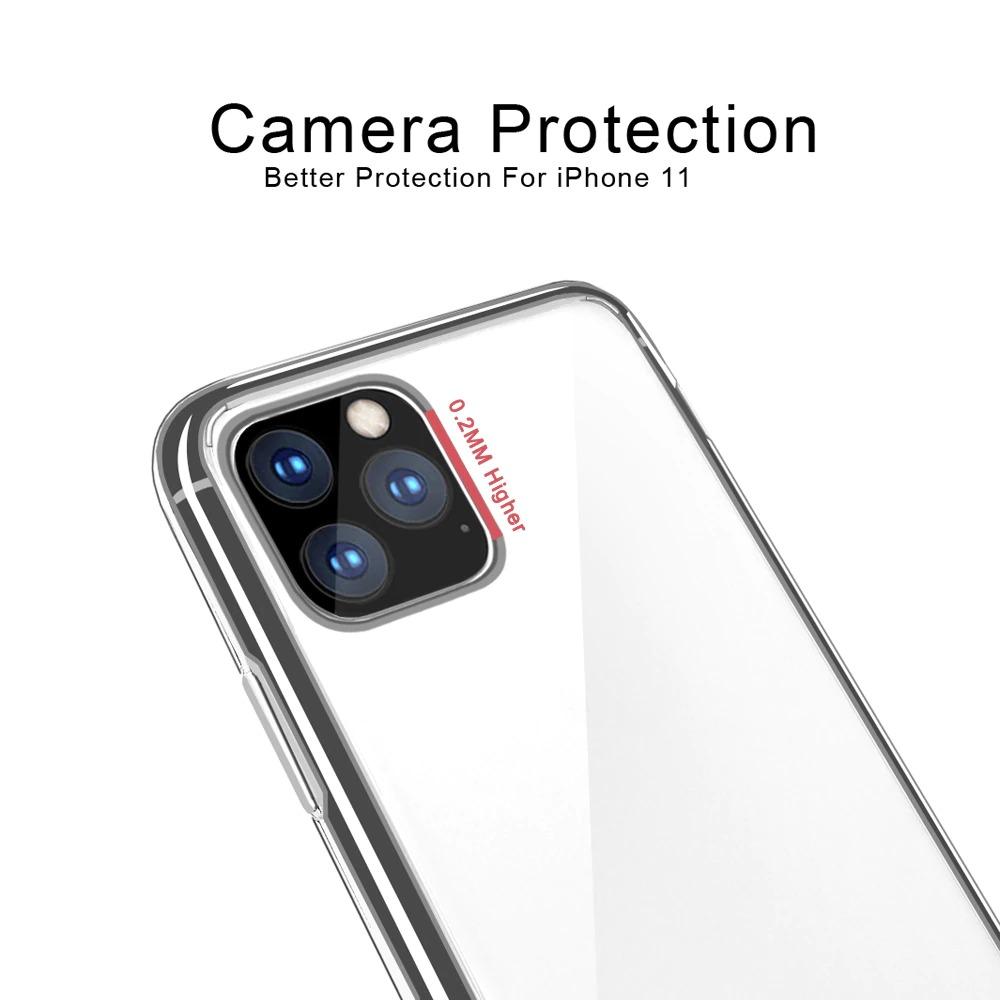 iPhone 11 クリア 耐衝撃