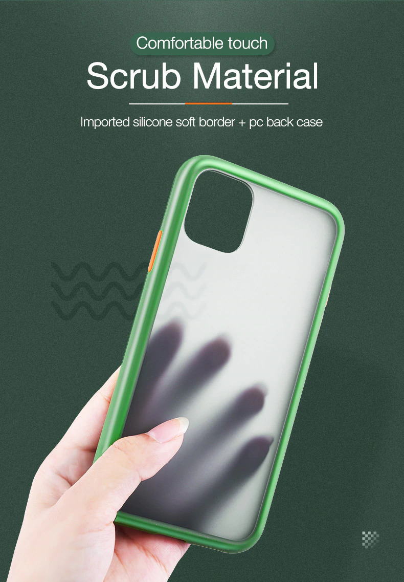 iPhone 11 耐衝撃 クリアケース