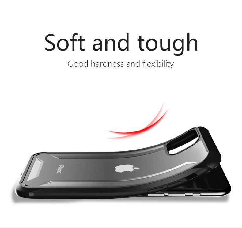 iPhone 11 pro Max クリア 耐衝撃