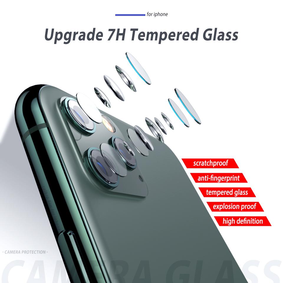 アイフォン11 プロ カメラレンズ 強化ガラス