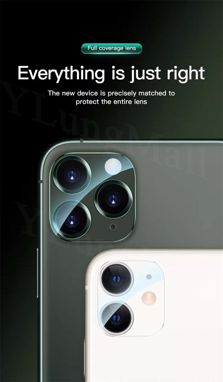 iPhone 11 pro Max カメラレンズ バンパー