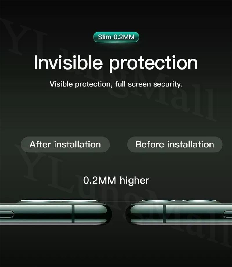 iPhone 11 pro Max カメラレンズ カスタムフレーム
