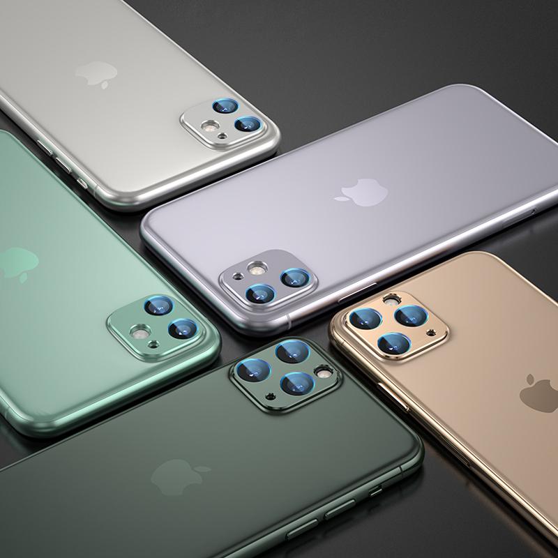 iPhone 11 pro カメラレンズ リング