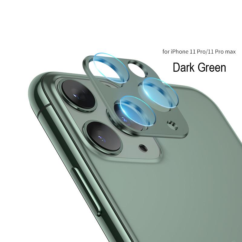iPhone 11 pro max カメラレンズ カラーフレーム
