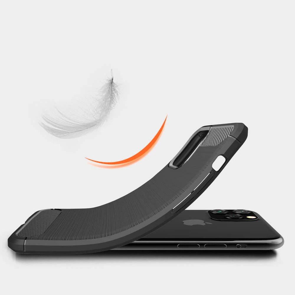 iPhone 11 pro Max TPUケース