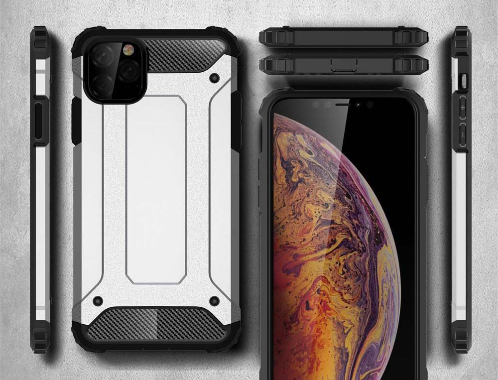 iphone 11 pro max ハイブリットケース