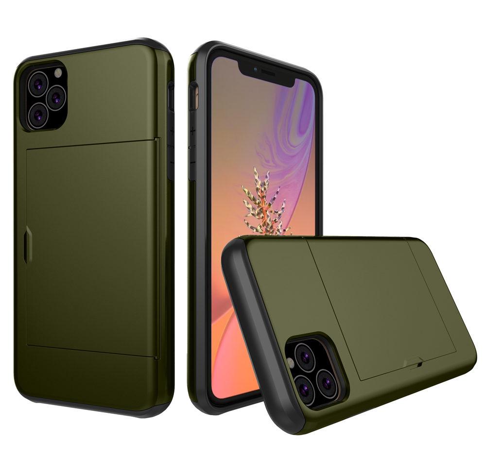 iphone11 カード収納 ケース