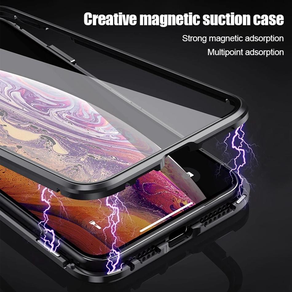 iPhone11 バンパー マグネット