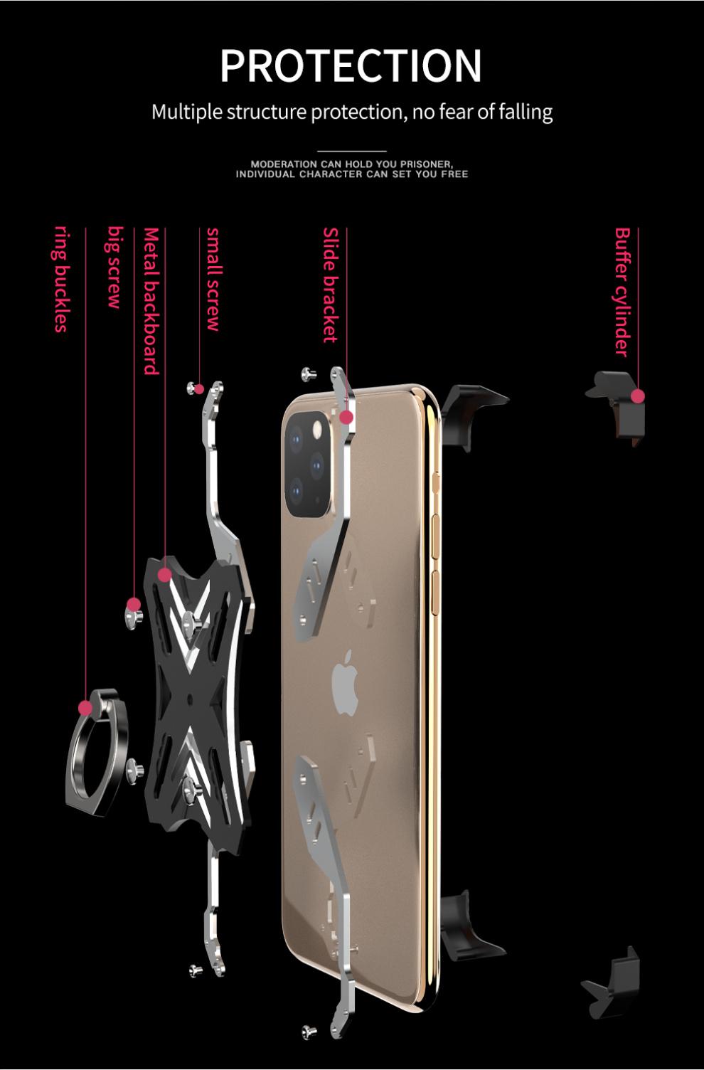 iPhone 11 pro Max メカニカル