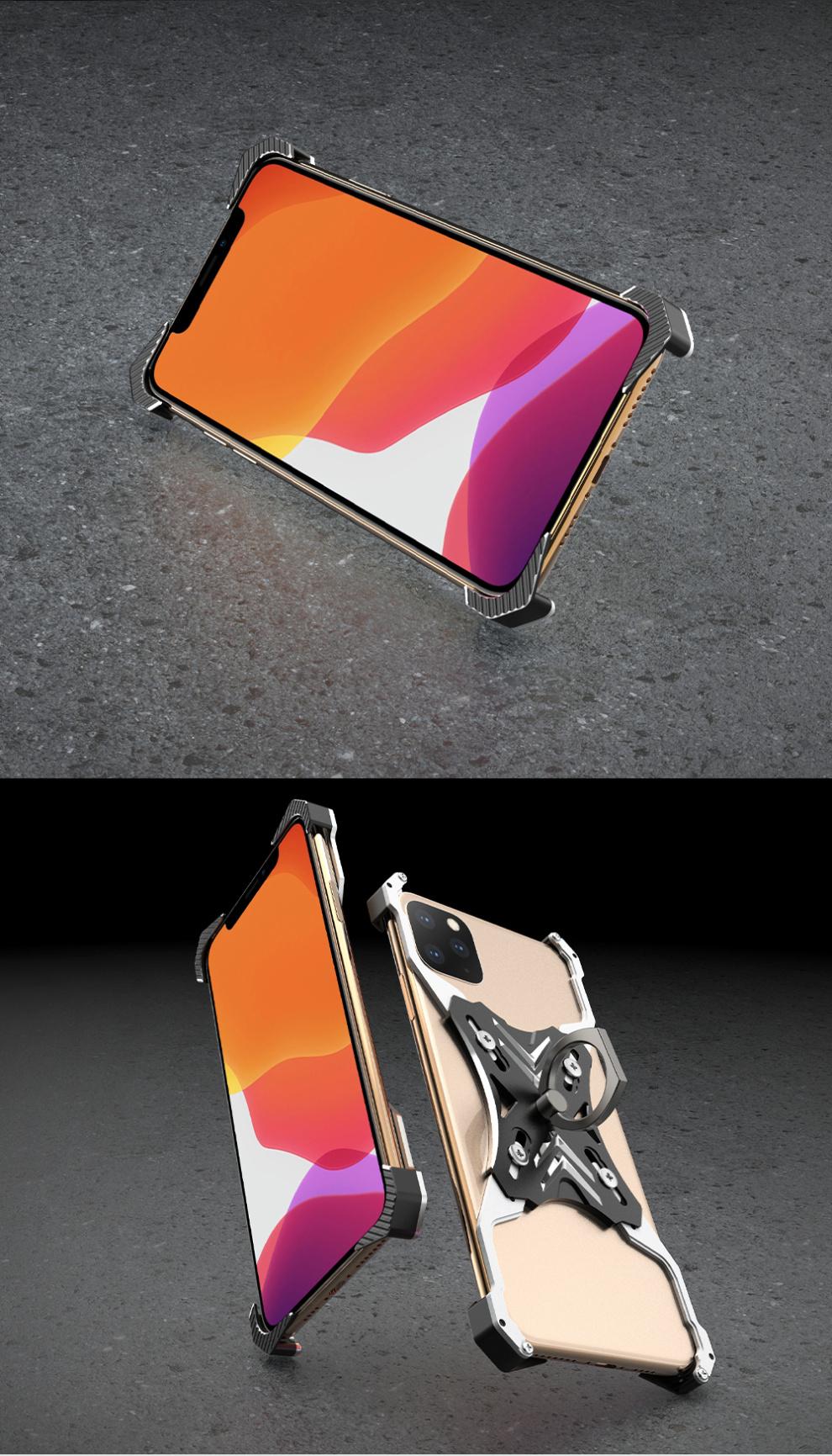 iphone11 マルチサイズのケース