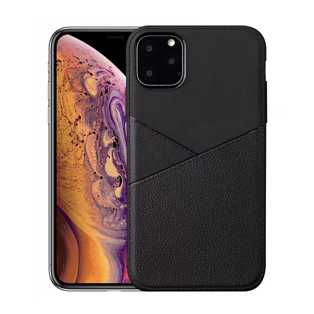 iPhone 11 pro Max レザー調