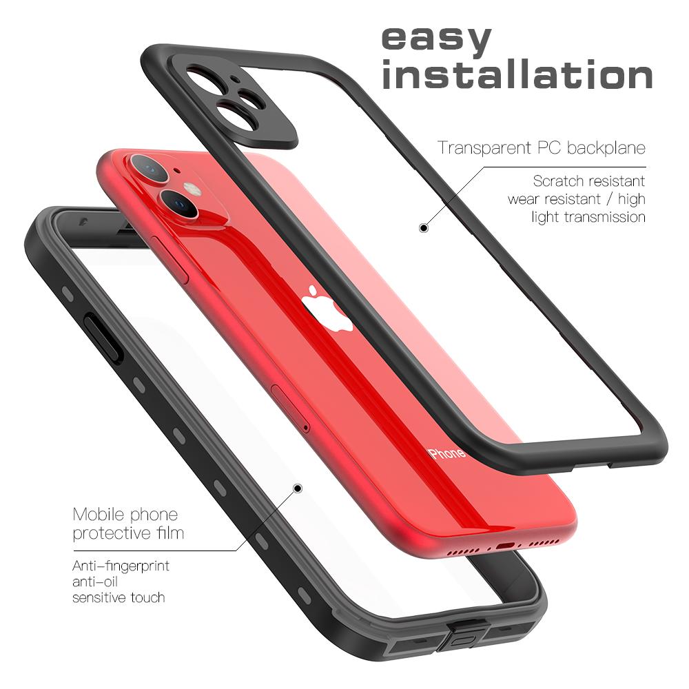iPhone 11 pro Max 激安 ライフプルーフ