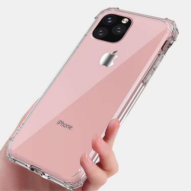 iPhone12 クリア 耐衝撃