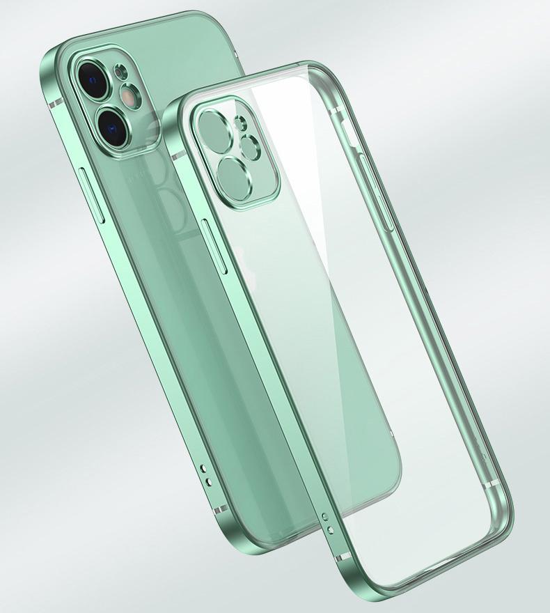 iPhone 12 クリアケース
