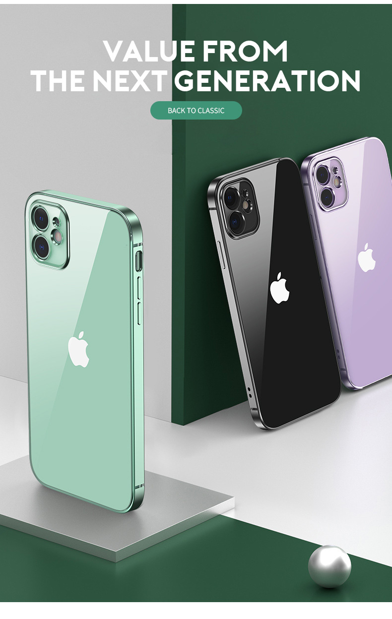 iPhone 12 TPUケース