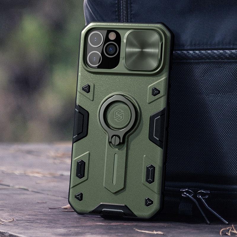iPhone12 カメラレンズ蓋つきケース
