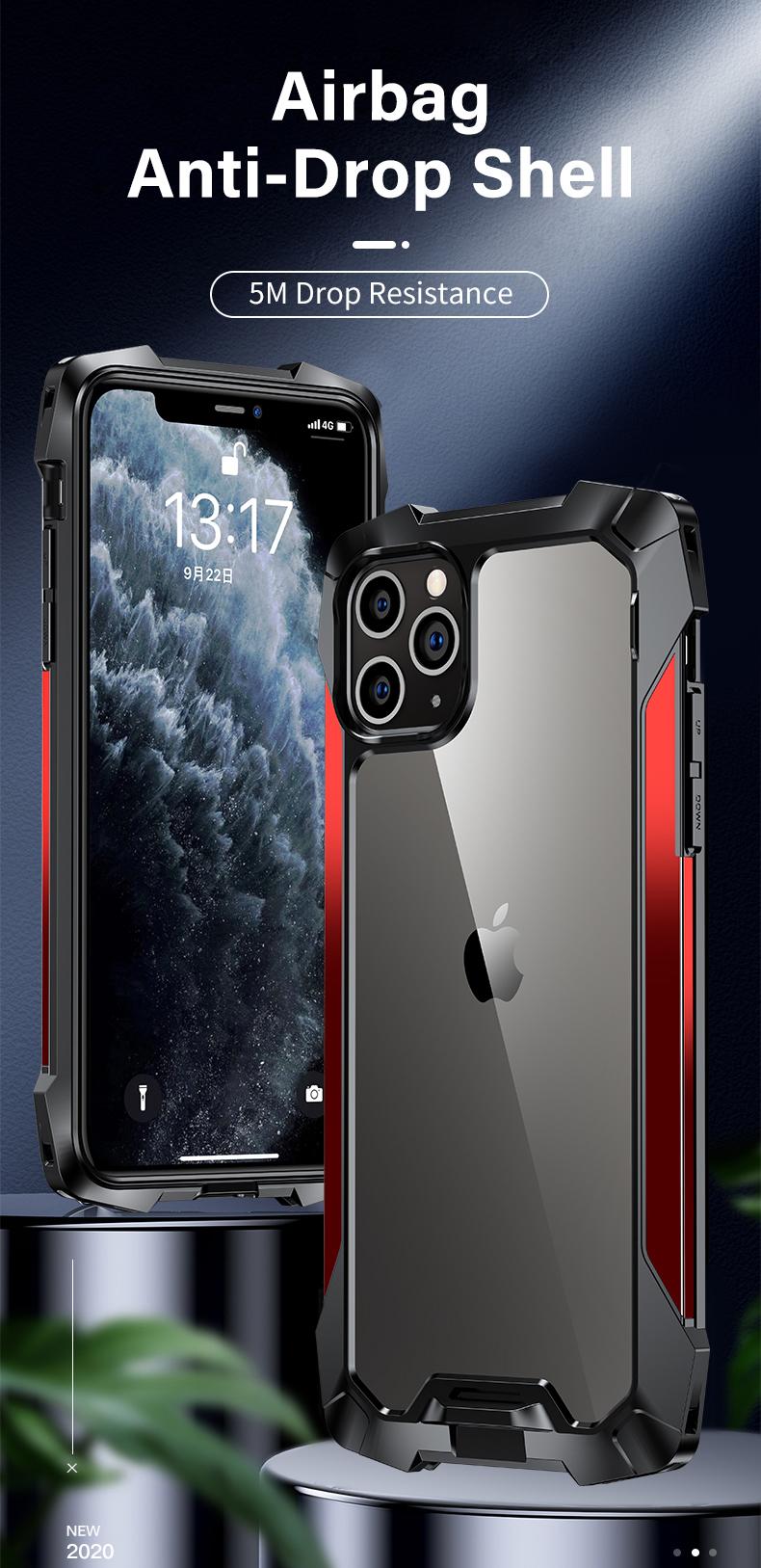 iPhone12 クリアケース
