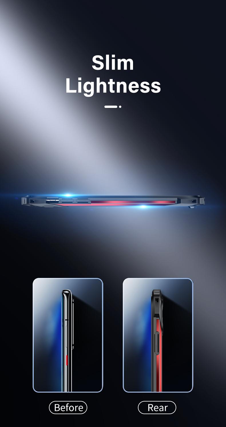 iPhone 12 mini クリア 耐衝撃