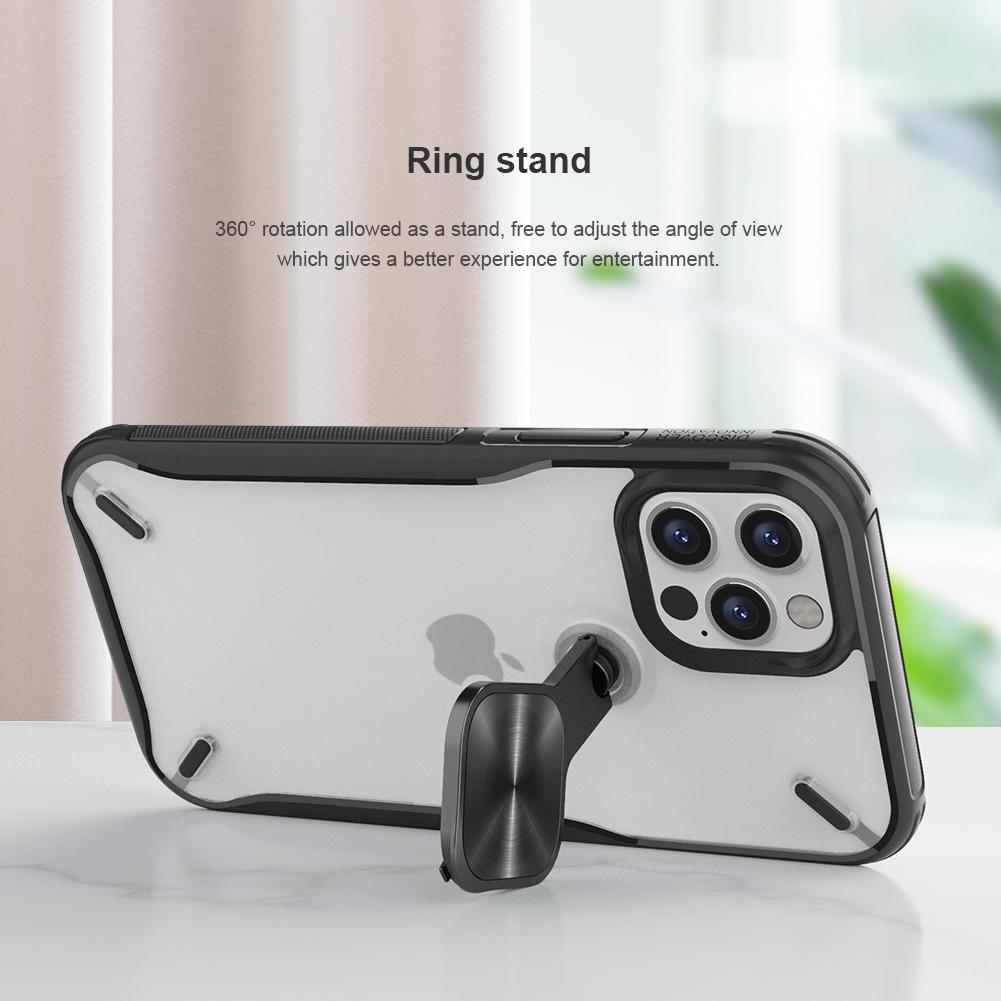 iPhone12 耐衝撃ケース ミリタリー