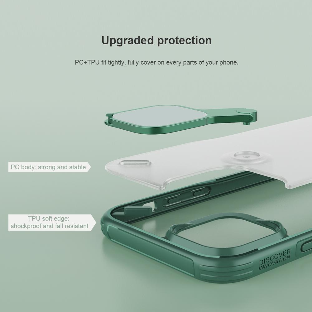iPhone12 MIL-STD-810G 耐衝撃