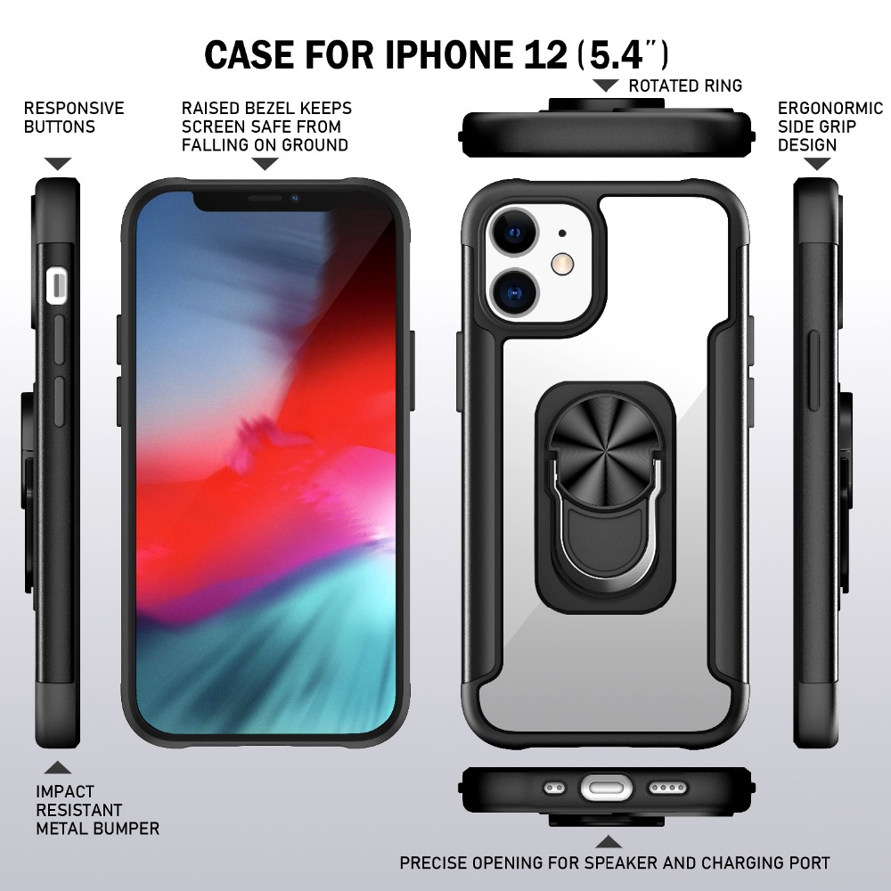 iPhone12 mini クリアケース