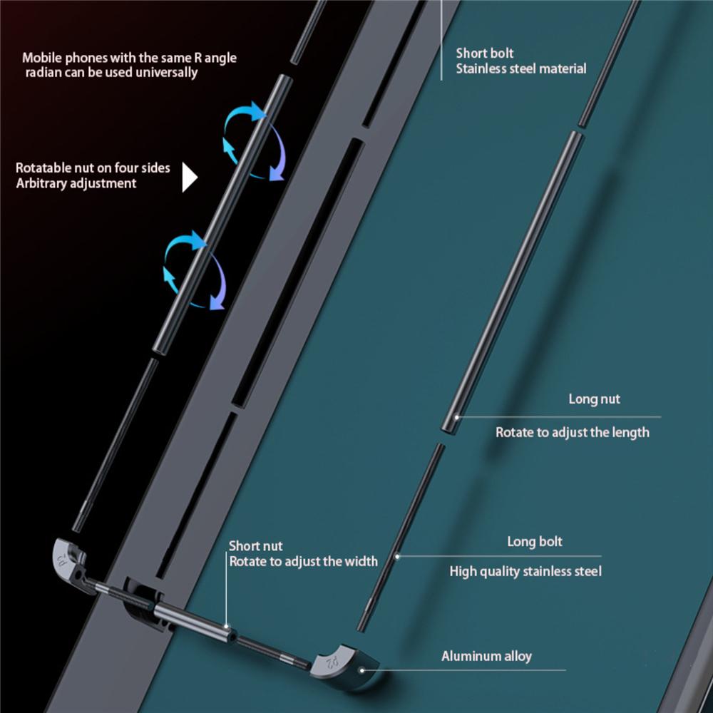 iPhone12 アルミバンパー 耐衝撃