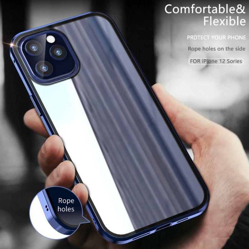 iPhone12 mini アルミバンパーケース