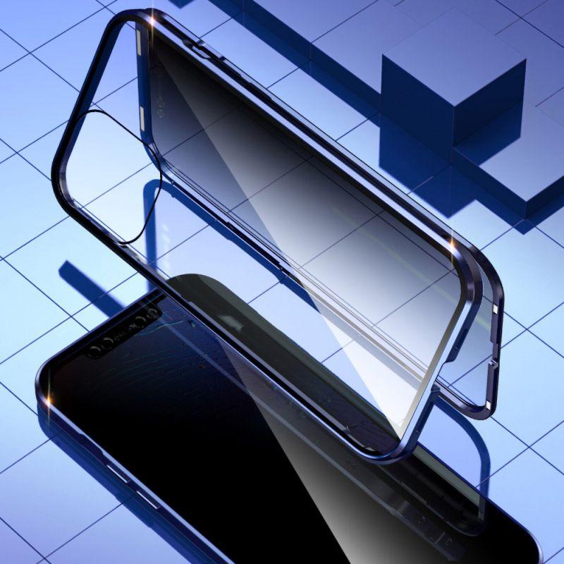 iPhone12 pro アルミバンパーケース