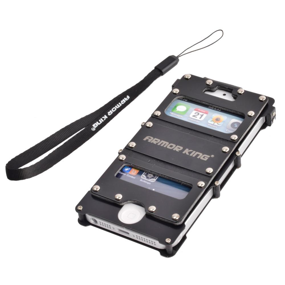 iphoneSE ステンレスケース