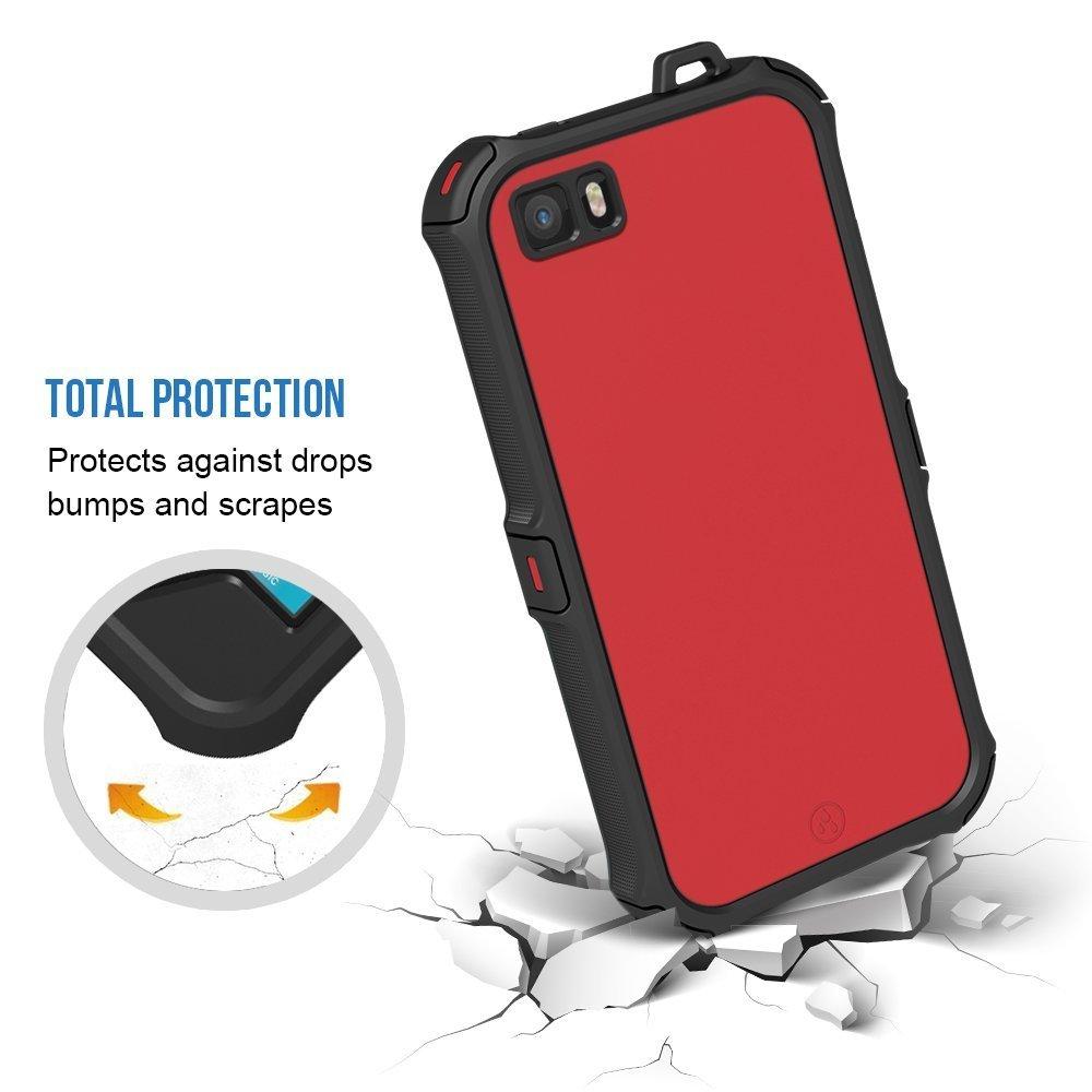 iphoneSE 防水 防塵 ケース