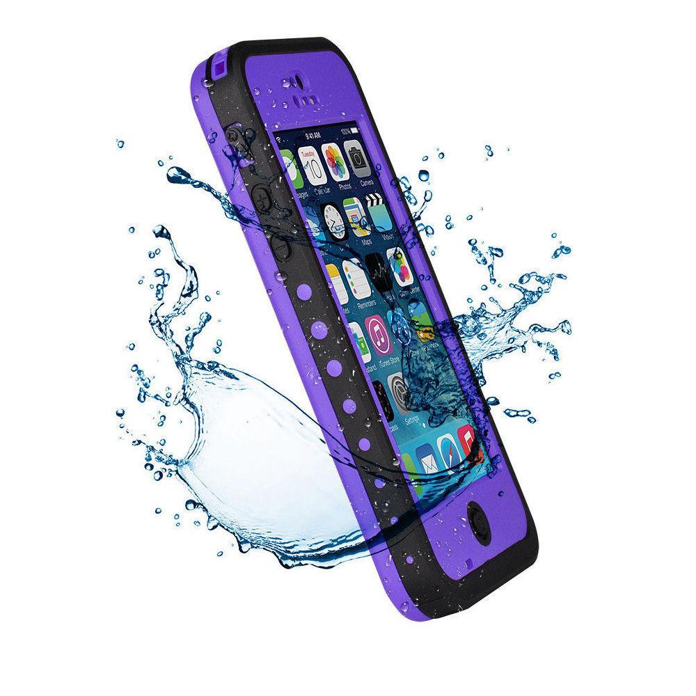 iphone5c ライフプルーフ 防水ケース