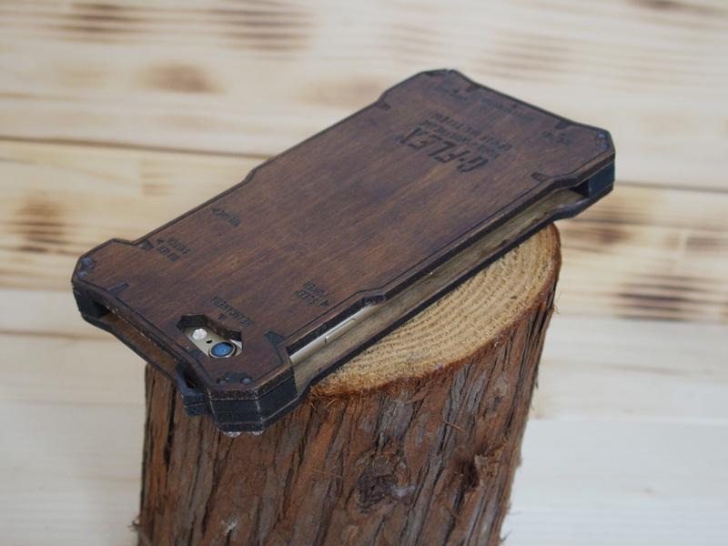 iphone6s ウッドケース