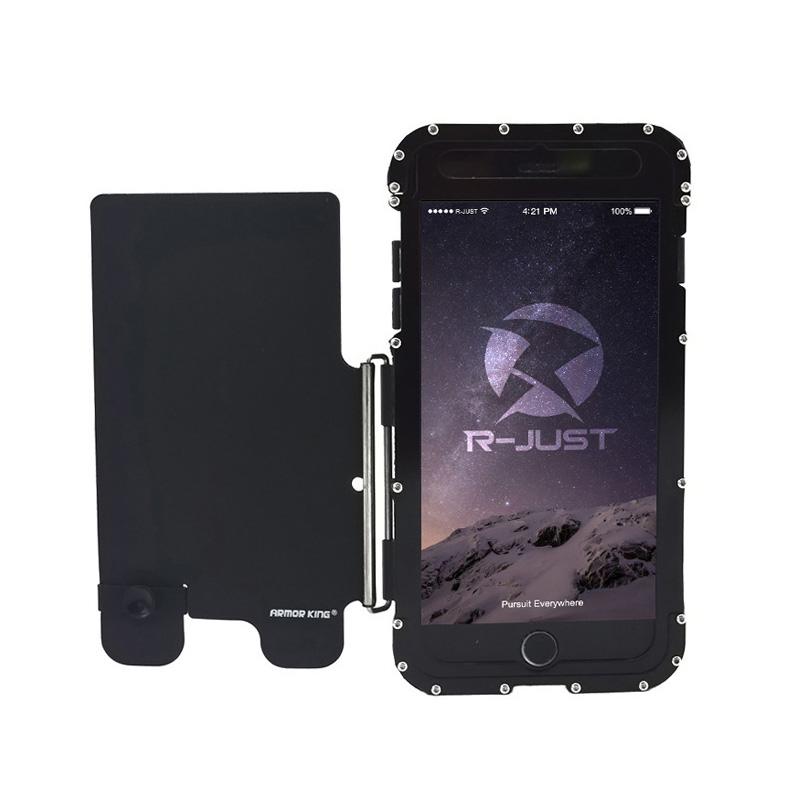 iphone6s plus 耐衝撃ケース メタルケース