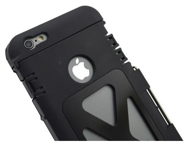 iphone6s plus ステンレスアーマー