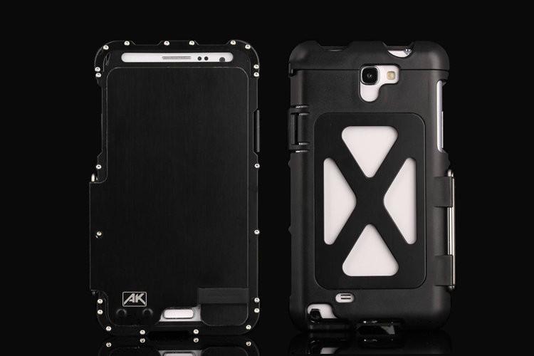 iphone6s plus 耐衝撃ケース フタ付き メタルケース