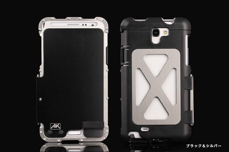 iphone6s plus 耐衝撃ケース 液晶保護 メタルケース