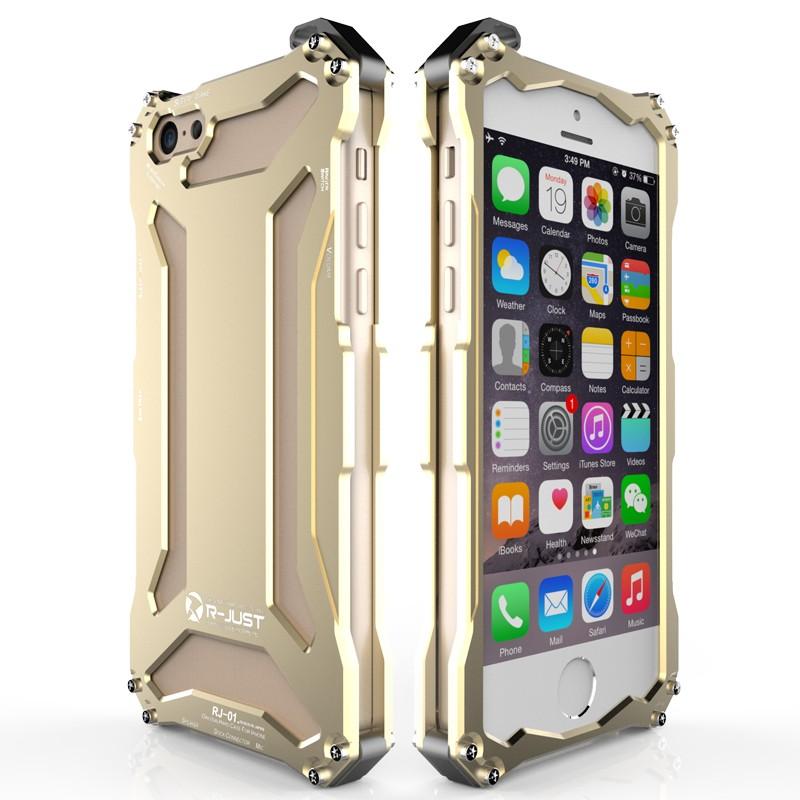 iphoneSE メタルフルカバー
