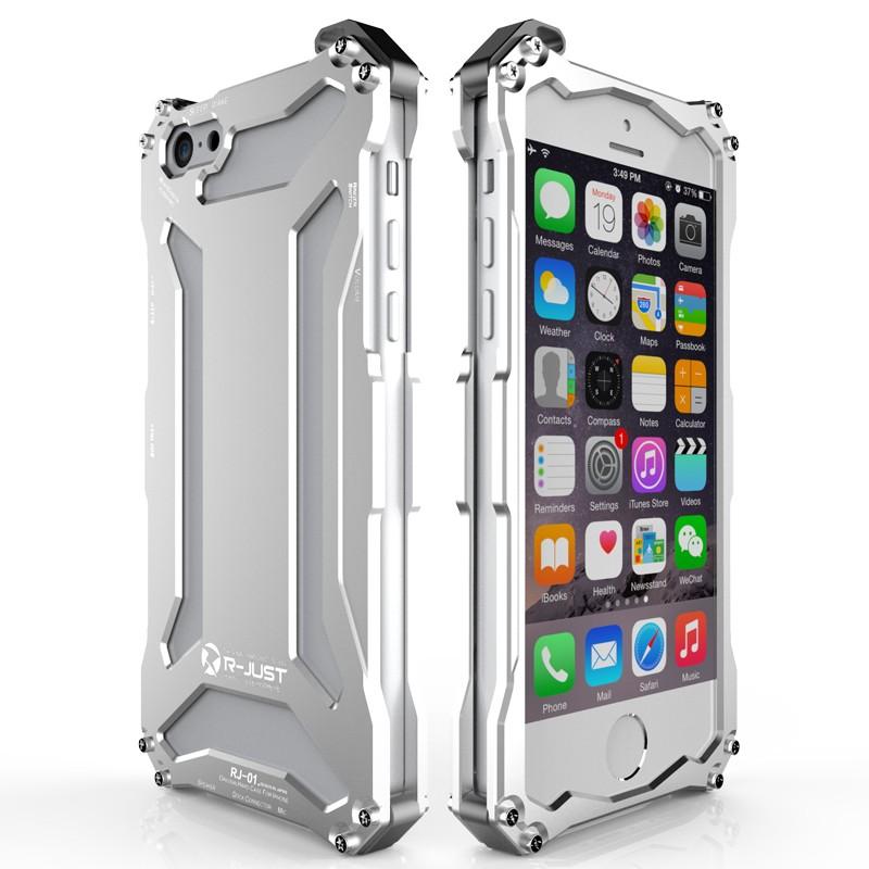 iphoneSE アルミバンパー