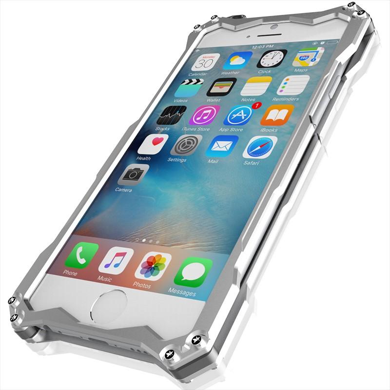iphoneSE アルミバンパー ゴールド