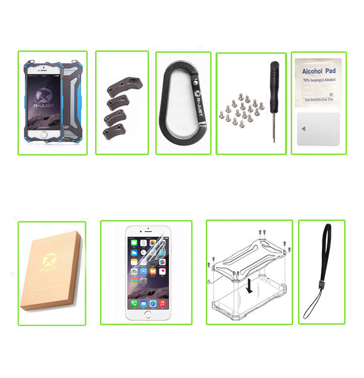iphone6 メタルケース ゴールド